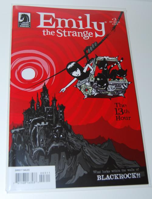Emily strange comic books 13th hour 3