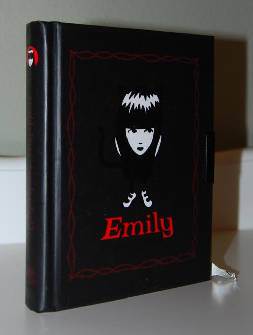 Emily strange diary 1