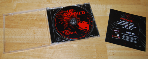 Emily the damned little miss disaster cd x