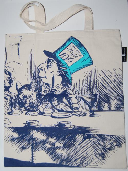 Alice in wonderland bookbag x