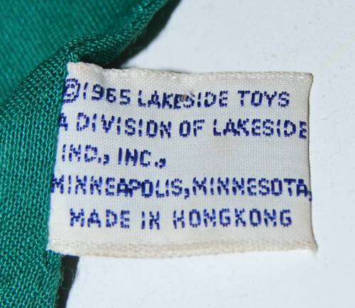 Lakeside gumby puppet x (2)