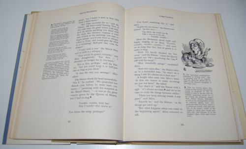 The annotated alice first edition 6