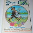 The wizard of oz weekly reader book