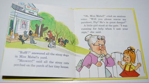 Gumby & pokey to the rescue whitman book 4