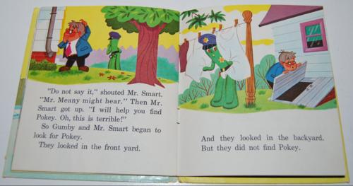 Gumby & pokey whitman book 6