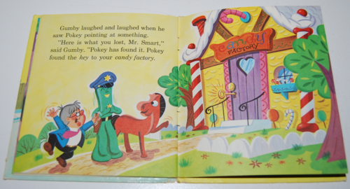 Gumby & pokey whitman book 7