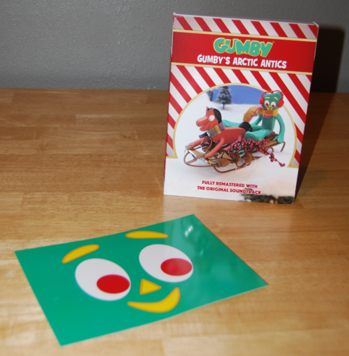 Gumby arctic antics dvd