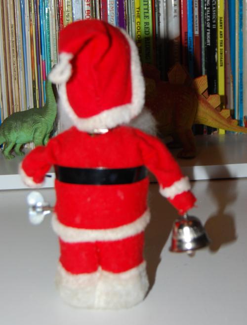 Vintage santa toy 3