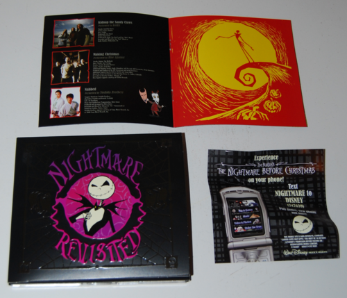 Nightmare revisited cd x