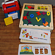 fisher price desk