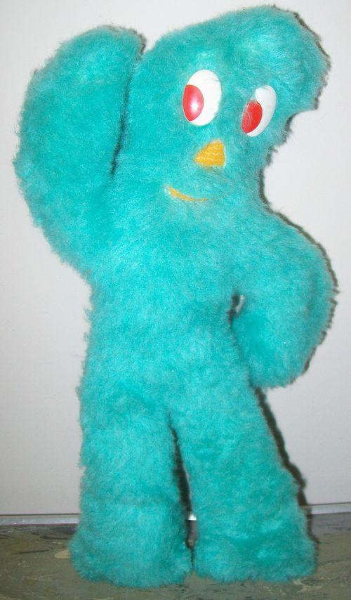 Fuzzy gumby