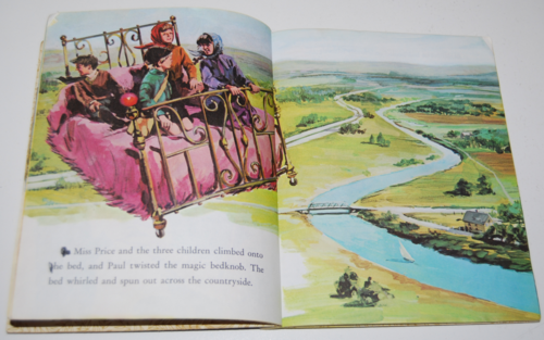 Little golden book bedknobs & broomsticks 4