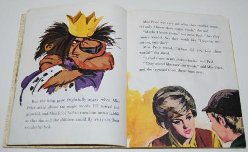 Little golden book bedknobs & broomsticks 5