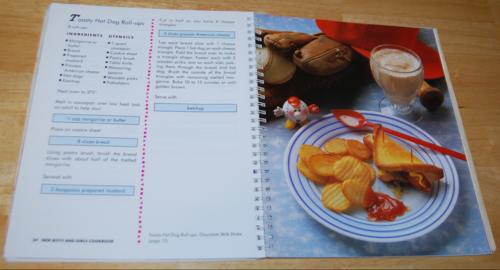 Betty crocker new boys & girls cook book 3