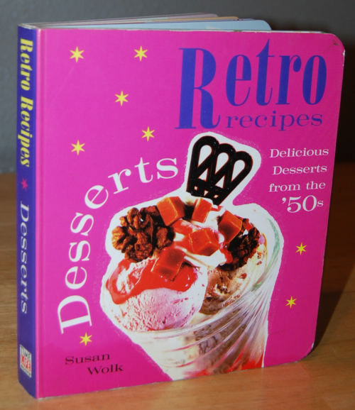 Retro recipes desserts