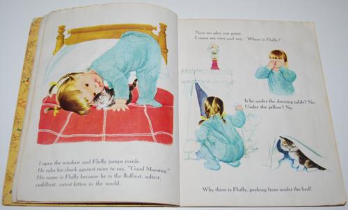 Little golden book my kitten 3