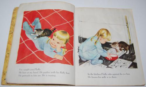Little golden book my kitten 4