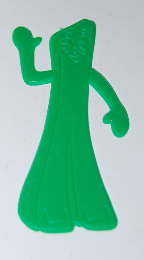 Gumby stencil