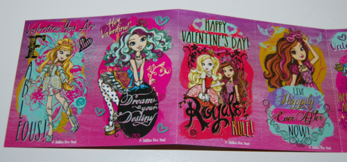 Ever after high valentines 2016 6