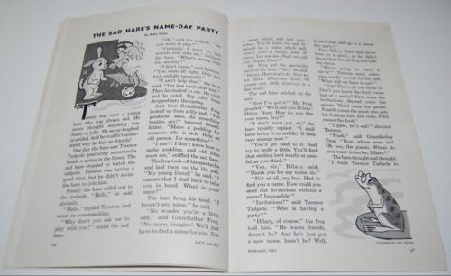 Jack & jill magazine february 1949 10