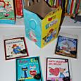 books & valentines