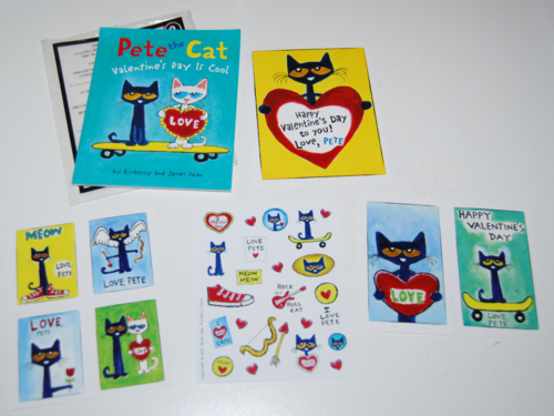 Happy meal books valentines 1 2016