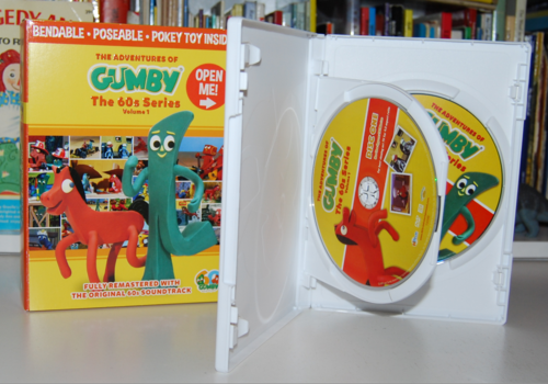 Gumby the 60s dvd set volume 1 5