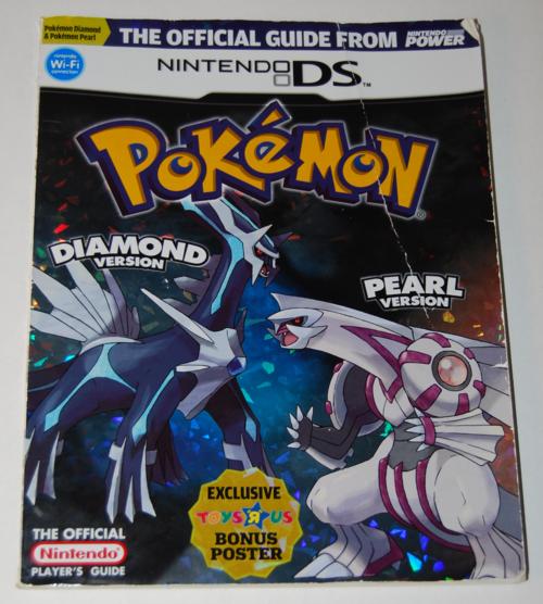 Pokemon ds guide