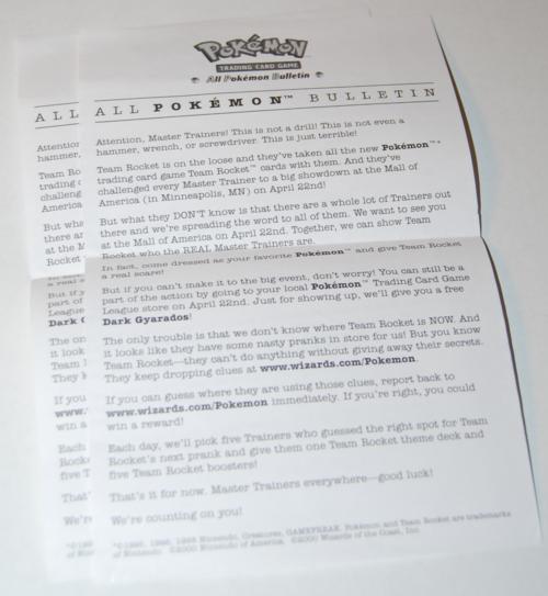 Pokemon league pages x