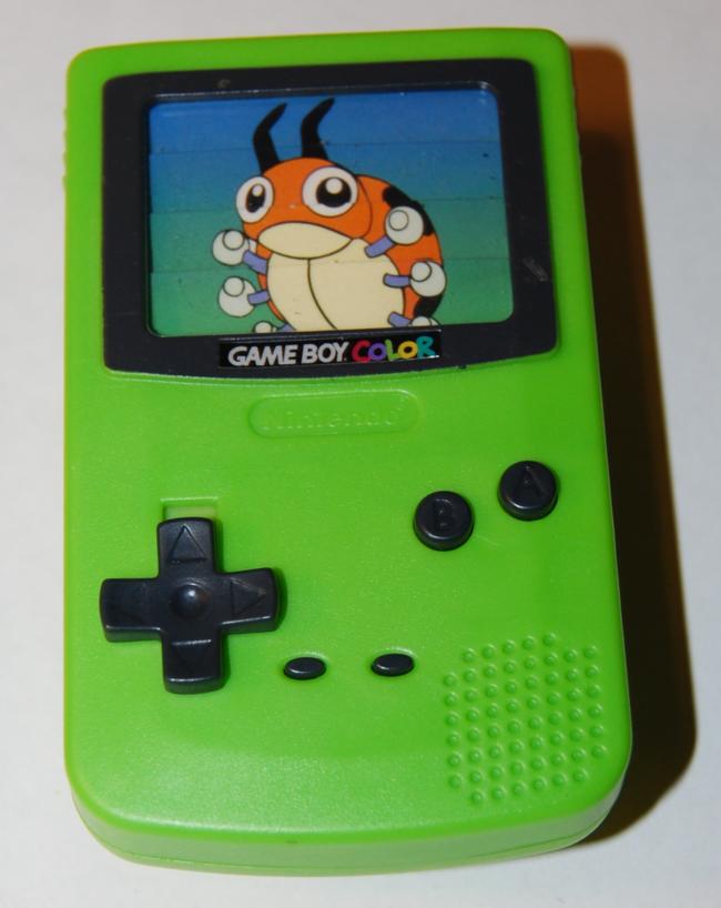 pokemon anniversary ~ bk gameboy prizes