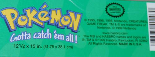 Milton bradley pokemon puzzle x