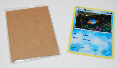 Pokemon happy meal toys cards