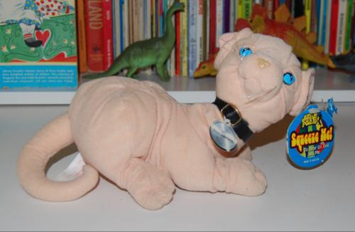 Mr bigglesworth toy