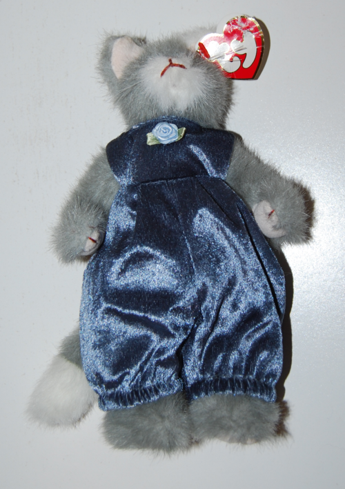 Ty beanie baby cats whiskerst