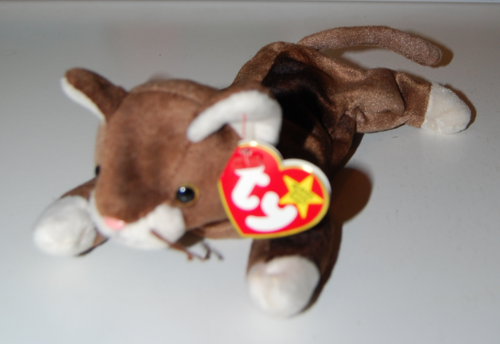 Ty beanie baby kitty pounce