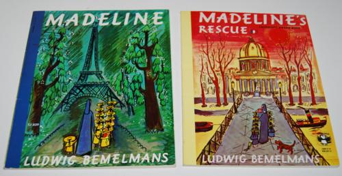 Madeline books