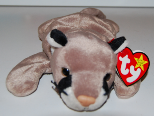 Ty beanie baby kitty canyon