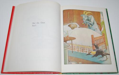 Andersen's fairy tales johnny crows garden8