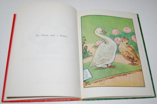 Andersen's fairy tales johnny crows garden14