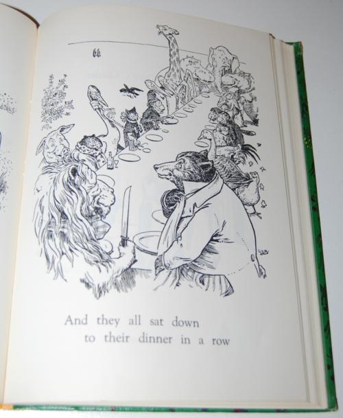 Andersen's fairy tales johnny crows garden17