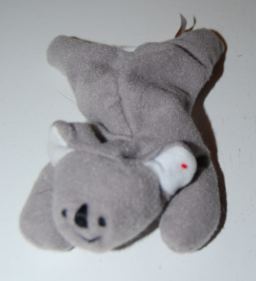 Ty teenie beanie baby koala