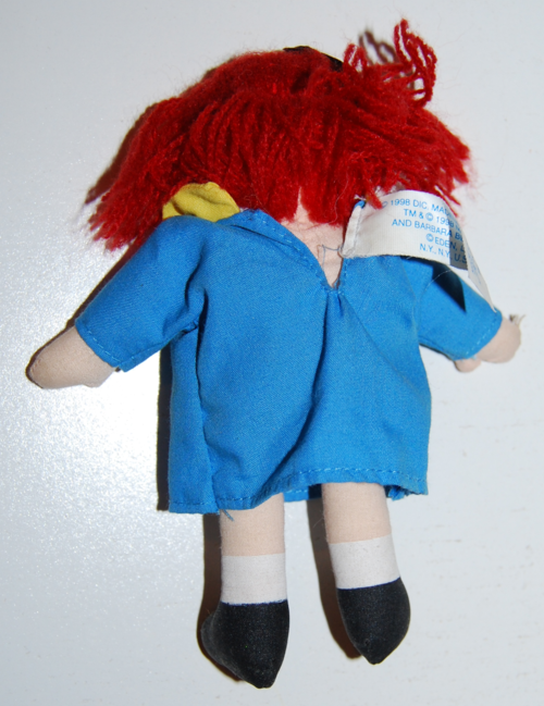 Madeline plush doll 7