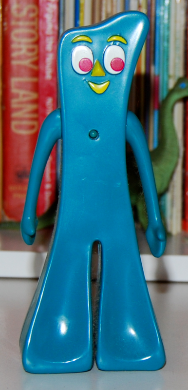Talking gumby (3)
