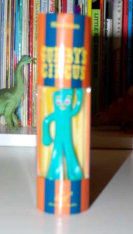 Gumby's circus holly harman x