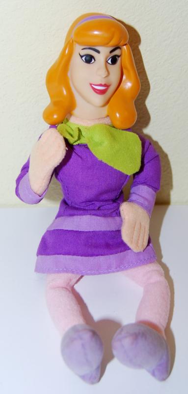 Scooby doo plush toy 1