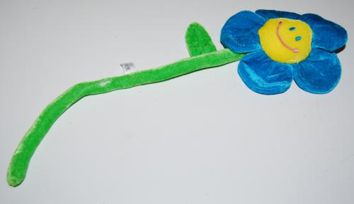 Flower plush toy