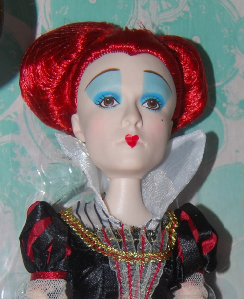 Alice through the looking glass doll red queen 2