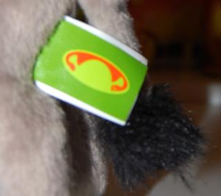 Shrek donkey plush toy x