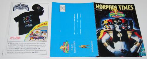 Morphin times magazine 4