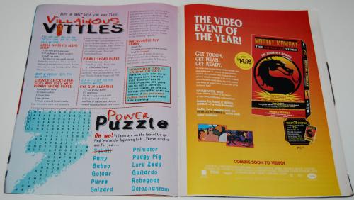 Morphin times magazine x5